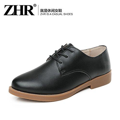 Springs White Shoes, Ci-après: The Tide Chaussures Pour Femmes, Chaussures En Cuir Décontractées, Ballerines, Angleterre Wind Shoes B