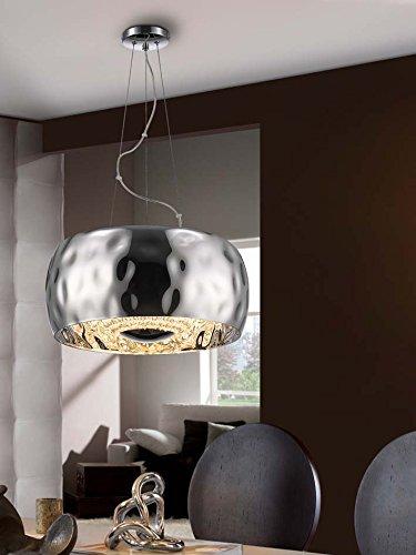 ·FLUVIO· CHROME LAMP 6G9 Ø50