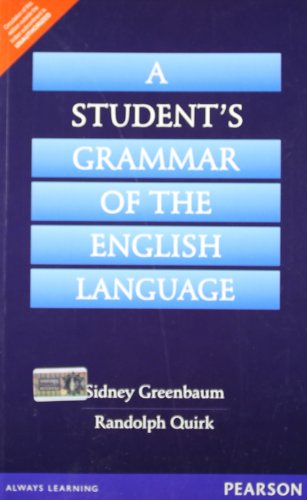 A Student's Grammar of the English Language por Sidney Greenbaum