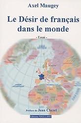 Le Désir de français dans le monde