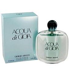 Giorgio Armani Acqua Di Gioia Womens Fragrances 3.4 Fl. Oz