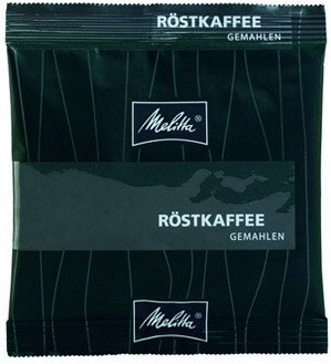 10x Melitta Kaffee 'Matinee - Inhalt: 70 g, gemahlen Kaffeebohnen, Kaffeepulver