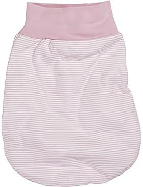 Schnizler Unisex Baby Schlafsack Strampelsack Ringel mit Elastischem Umschlagbund, Oeko Tex Standard 100