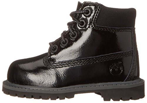 Timberland 6 in Premium Wp  Unisex Kids  Boots  Black  3 UK