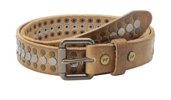 Will Leather Goods Mens Harrison Belt