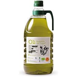 Aceite de Oliva virgen extra - Ecológico - Denominación de origen protegida Les Garrigues - Garrafa 2 L