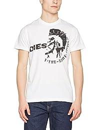 f66efc2bc124a Amazon.es  Diesel - Camisetas