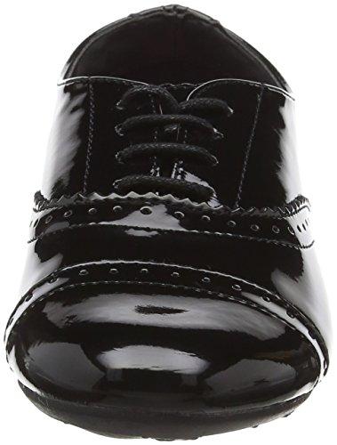 Gola Biel 2, Brogues Fille Noir (Black)