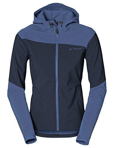 Vaude Damen Women's Chiva Softshell Jacket Jacke Eclipse