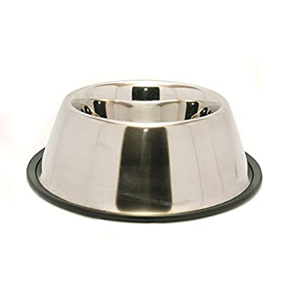 Rosewood Stainless Steel Non-Slip Bowl 1