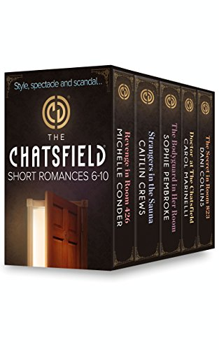 book cover of The Chatsfield Short Romances 6-10