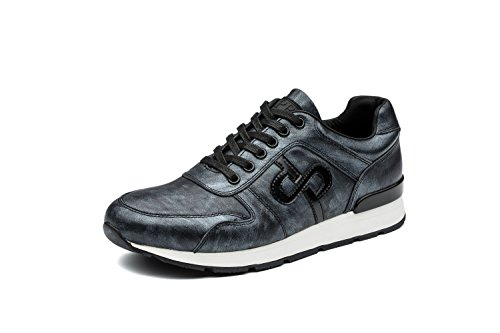 OPP Chaussures Course Baskets Mode Homme Neuf Noir