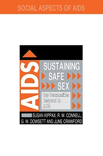 sustaining-safe-sex-gay-communities-respond-to-aids-social-aspects-of-aids-by-r-w-connell-24-sep-1993-paperback