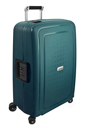 Samsonite Koffer S'cure DLX Spinner 69/25 69 cm 79 Liter Grün (metallic green) (Spinner 25)