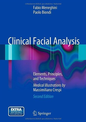 Clinical Facial Analysis: Elements, Principles, and Techniques 2nd 2012 Edition by Meneghini, Fabio, Biondi, Paolo (2012) Hardcover