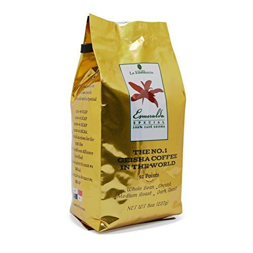 Panama Esmeralda Geisha Kaffee 8 Unzen, 227g