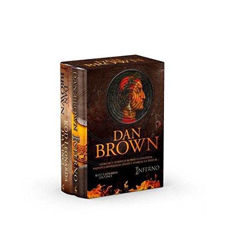 Pakiet: Kod Leonarda da Vinci / Inferno [2KSIÄĹťKA]