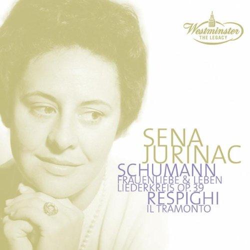Schumann - L'Amour et la Vie d'une femme / Liederkreis op.39