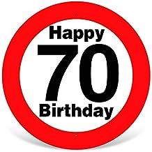 Suchergebnis auf Amazon.de für: Geburtstag Schild 70