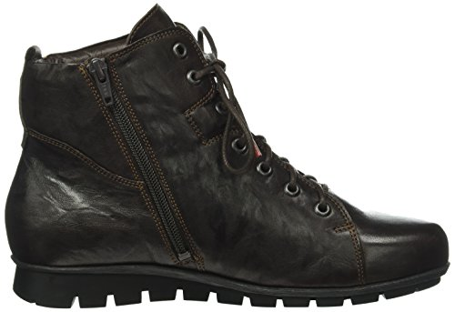 Think! Damen Menscha Desert Boots Braun (ESPRESSO 41)