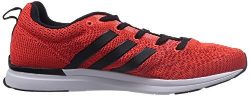 ... Adizero Feather 4 M, Chaussures de Course homme Noir - Schwarz (Infrared /Infrared