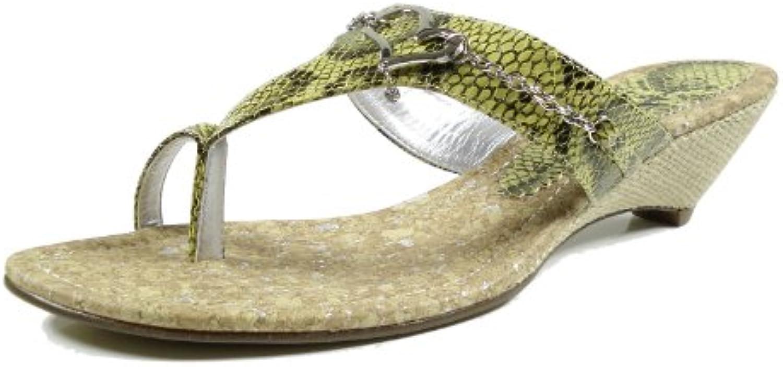 Ornela Brenti 33106-560 Damen Schuhe Premium Qualität Zehentrenner
