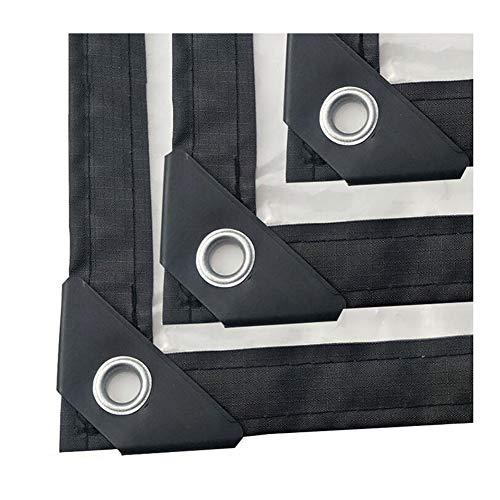 PENGFEI Telone Telo Copertura Giardinaggio Serra Copertina Sigillo per Finestre, Polietilene, più Dimensioni (Colore : Trasparente, Dimensioni : 4X8m)