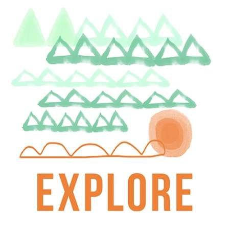 feelingathome-Impresi—n-artistica-Explorer-cm57x57-poster-lamina-para-cuadros
