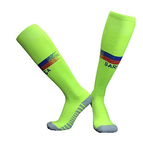 Ezsport Weltmeisterschaft Barcelona Fußball Strümpfe, Erwachsene Kinder, Fußball Rugby Hockey Socken
