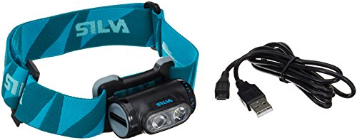 Silva Headlamp Ninox 2X Stirnlampe, Unico, One Size