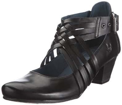 Caprice Walking On Air 9-9-24323-36 001, Damen Slipper, Schwarz (Black), EU 40