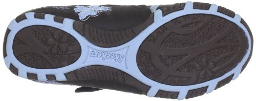 Skechers 996182L Chlb, Baskets mode fille Marron (Chlb)
