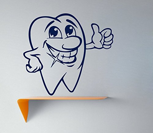 adhesivos-de-pared-adhesivo-vinilo-para-sonriente-diente-dental-clinic-logo-nursery-decor