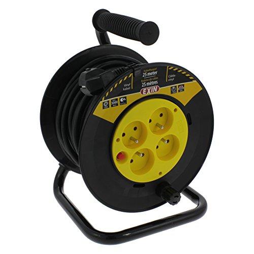 exin-h05vvf-bobina-cavo-lunghezza-25-m-3-x-15-mm-colore-nero-giallo