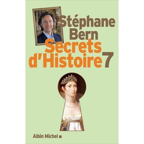 Secrets d'Histoire - tome 7