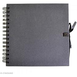 Libro de firmas formato sencillo - color negro