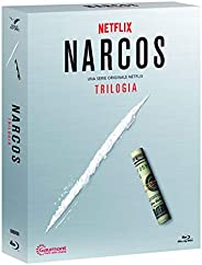 Narcos Trilogia (Box 8 Br) + Booklet