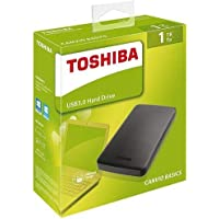 Toshiba Canvio Basic 1TB A3 USB3.0 (Black)