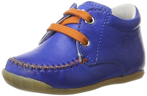 Falcotto Falcotto 1551, Chaussures Bébé marche bébé garçon Bleu (hellblau)