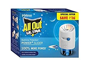 All Out Ultra Power+ Slider (Machine plus Refill)