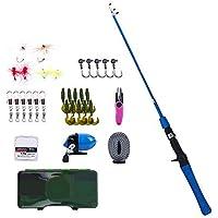 Amazon.co.uk: Ice Fishing: Sports & Outdoors: Reels, Rods