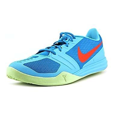 Nike Mens KB Mentality Basketball Shoes Clearwater Bright Crimson Blue CLRWTR/BRGHT CRMSN-LT BL LCQR 11.5 D(M) US