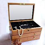 Jewelry storage box Schmuck Aufbewahrungsbox, Schmuckschatulle, Gläser Aufbewahrungsbox, Uhr Aufbewahrungsbox, Europäischen Schmuck Ring Ohrringe Schmuck Aufbewahrungsbox,2