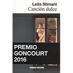 Canción Dulce - Premio Goncourt 2016