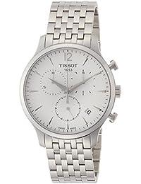 Tissot Herren-Armbanduhr Chronograph Quarz Edelstahl T063.617.11.037.00
