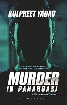 Murder In Paharganj by [Yadav, Kulpreet]