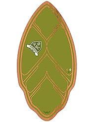 Skimboard BUGZ Wood S 94cm / 37inch BUG