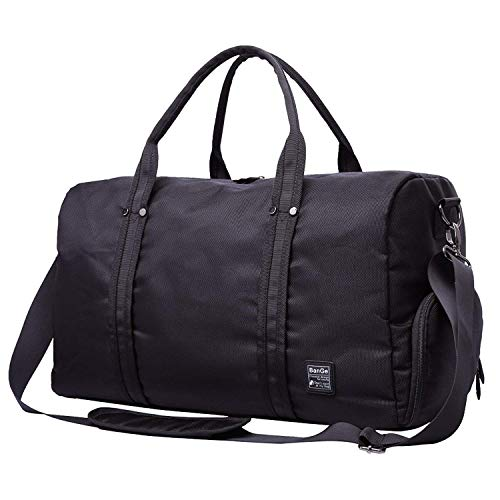 c1bbfee850ee2 Sporttasche Reisetasche mit Schuhfach Gym Fitness Tasche mit  Rucksack-Funktion 40 Liter für Damen und Herren