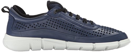 Ecco Intrinsic 1, Chaussures Multisport Outdoor Homme Bleu (1048True Navy)