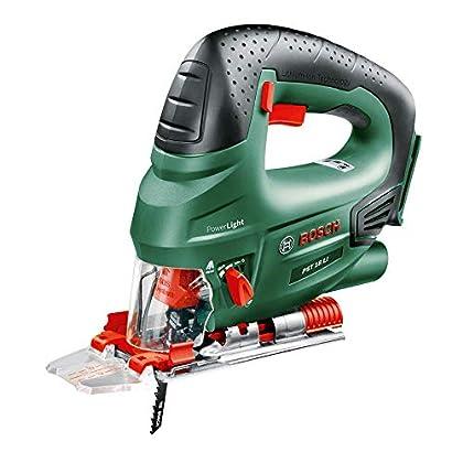Bosch 0603011002 Sierra de calar, 18 W, 230 V, Verde